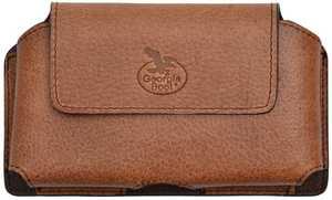 3D Belt Company, LP GBP119 Georgia Dark Brown Large Smartphone Holder