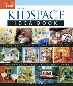 Taunton Trade 70776 New Kidspace Idea Book