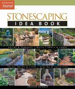 Taunton Trade 70824 Stonescaping Idea Book