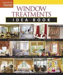 Taunton Trade 70869 Window Treatment Idea Book