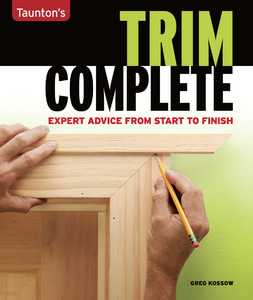 Taunton Trade 70911 Trim Complete