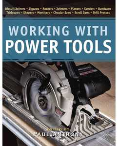 Taunton Trade 70915 Working With Power Tools