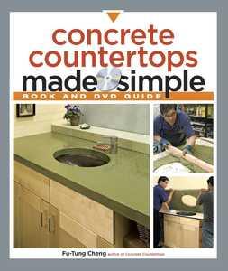 Taunton Trade 70927 Concrete Countertops Made Simple