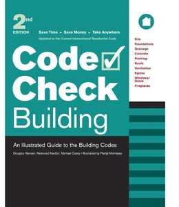 Taunton Trade 70931 Code Check Building 2nd Edition