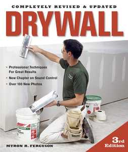Taunton Trade 70966 Drywall 3rd Edition