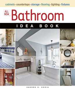 Taunton Trade 71251 All New Bathroom Idea Book