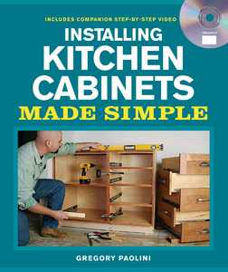 Taunton Trade 71340 Installing Kitchen Cabinets Made Simple