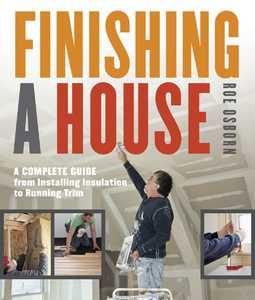 Taunton Trade 71348 Finishing A House