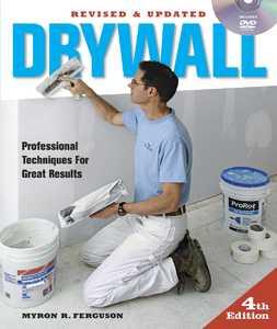 Taunton Trade 71376 Drywall 4th Edition