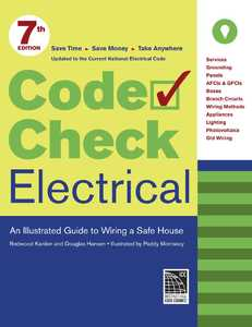 Taunton Trade 071478 Code Check Electrical 7th Edition