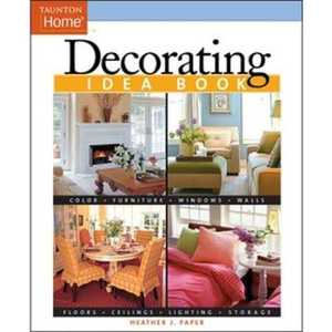 Taunton Trade 70829 Decorating Idea Book
