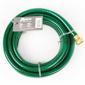 Apex REM 15 15 Ft Extension Remnant Hose, 5/8 In Diameter
