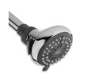 Water Pik VBE-423 EcoFlow™ 3 Mode Chrome Showerhead