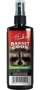 TINKS W5903 Tink's Bandit Coon Power Cover Scent 4 oz W5903