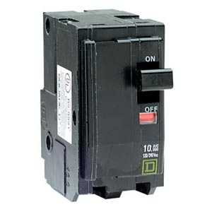 Square D QO260CP Qo Circuit Breaker Double Pole 60Amp