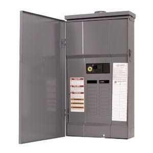 Square D QO12040M200RB Qo Main Breaker Panel 20 Space 40 Circuit 200a