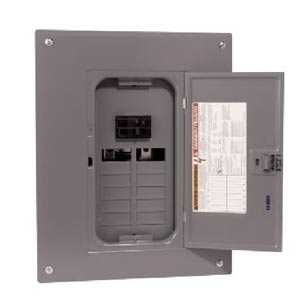 Square D HOM12M100C Homeline Load Center With Main Breaker Indoor 100a