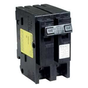Square D HOM2100CP Homeline Circuit Breaker Double Pole100A Bulk