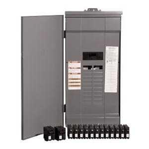 Square D HOMVPRB1 Homeline Value Pack Outdoor 200a
