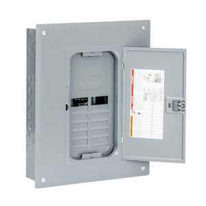 Square D HOM816L125PC Homeline 125 Amp 8-Space 16-Circuit Indoor Main Lug Load Center