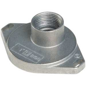 Square D B100 1 in Bolt-On Hub For Square D Devices With B Openings