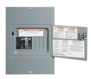 Square D QO48M60DSGP Gp Generator Panel 8cir 60amp