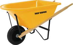 True Temper KPWBLW5 Kid's Poly Wheelbarrow