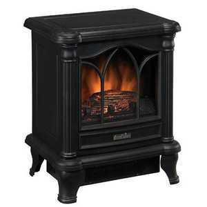 Twin-Star International DFS-450-2 Duraflame Freestanding Electric Stove With Heater