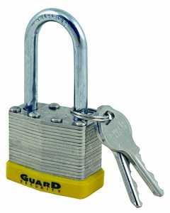 Howard Berger/Ultra Lock 740LS Padlock Laminated 11/2 in