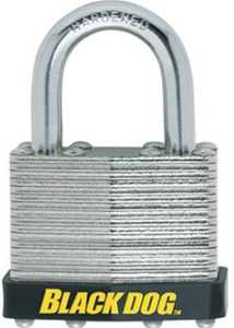 Howard Berger/Ultra Lock 764 Padlock Laminated 25/8 in