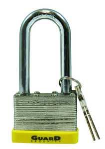 Howard Berger/Ultra Lock 744LS Padlock Laminated L/S 13/4 in