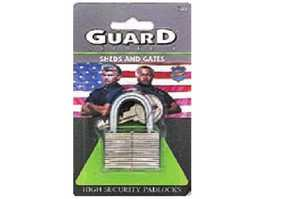 Howard Berger/Ultra Lock 540 Guard Security 540 Warded Laminated Padlock With 1-1/2-Inch Standard Shackle
