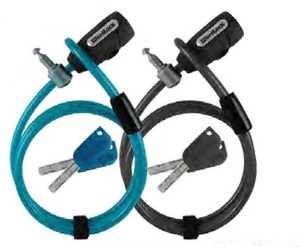 Howard Berger/Ultra Lock CL-601-BK Cable Loop N Lock 10mmx8 ft