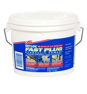 United Gilsonite Laboratories 917 Drylok Fast Plug 4lb