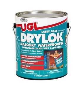 United Gilsonite Laboratories 27613 Masonry Waterproofer Latex Drylok Gal