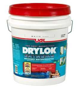 United Gilsonite Laboratories 28615 Drylok Extreme Latex Waterproofer 5 Gal