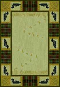 United Weavers 530 41817 Area Rug 7 ft 10x10 ft 6 Tarton Loon