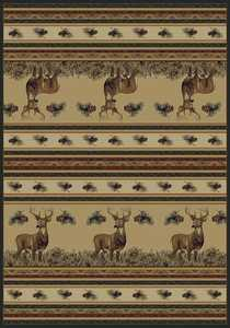 United Weavers 533 10917 Area Rug 1 ft 10x3 ft Master Of Meadow