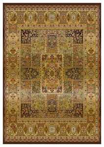 United Weavers 140 02010 Rug 5 ft 3 x 7 ft 6 Messina Tea
