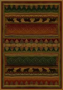 United Weavers 530 32943 Rug 7 ft 10 x 10 ft 6 Bearwalk