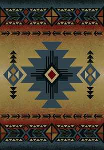 United Weavers 530 29260 Rug 1 ft 11 x 7 ft 4 Arizona