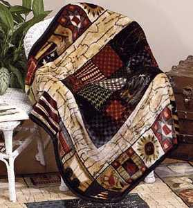United Weavers 820 50029 Throw 50 in X 60 in Antheim National