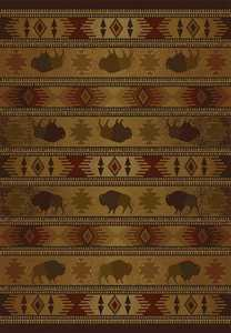 United Weavers 530 52243 Rug 1 ft 10 x 3 ft 0 ft Tatonka