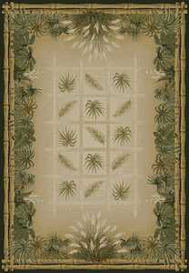 United Weavers 130 32417 Rug 5 ft 3 x 7 ft 6 Palmetto Natural
