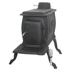 United States Stove Co 1261 Logwood Utility Heater