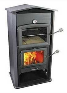 United States Stove Co PW100 Indoor/Outdoor Wood Burning Oven