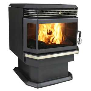 United States Stove Co 5660 Bay Front Pellet Stove