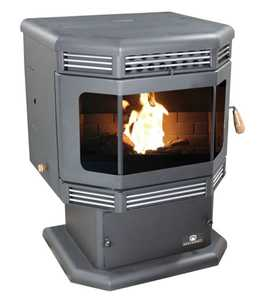 United States Stove Co SP2700 Breckwell P2700 Mojave Freestanding Pellet Stove - Sp2700