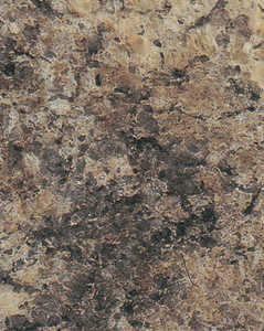 VT Industries 7734 58 8 8-Foot Jamocha Granite Preformed Laminate Countertop Blank