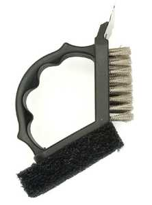 The Companion Group CC4062 2-In-1 Grill Cleaning Brush